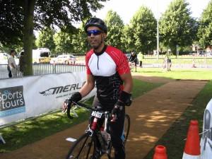 Adrian Bike Ride Canterbury