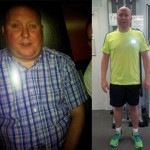 Three and a half stone lighter